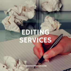 Browse our editing services