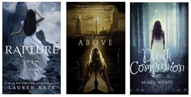 Something is. young adult book covers