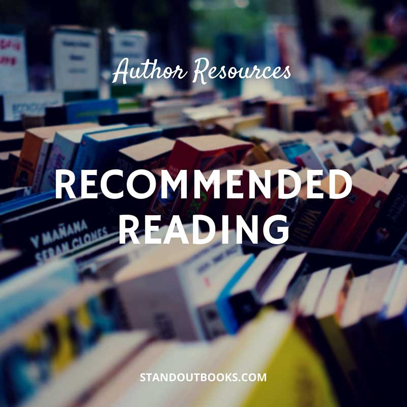 Recommended Reading For Authors