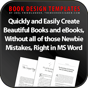 Book Design Templates