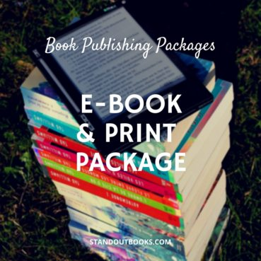 ebook print publishing package
