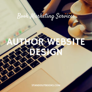 author-website-design
