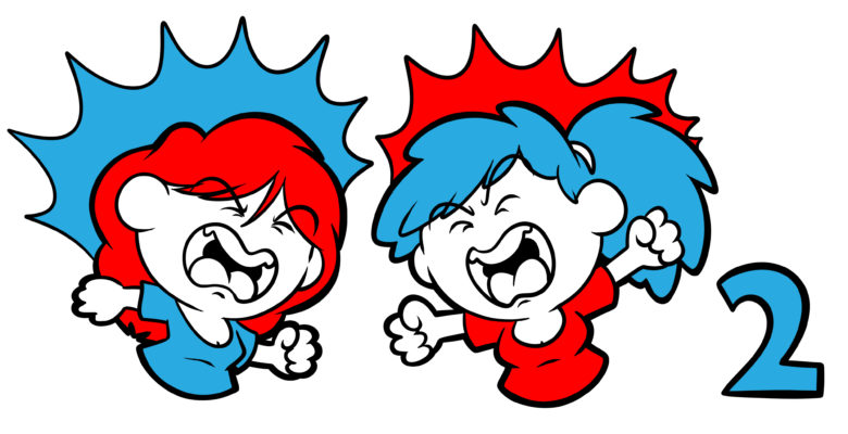 6 Secrets To Writing A Thrilling Argument – Part 2 - Two characters scream at each other.