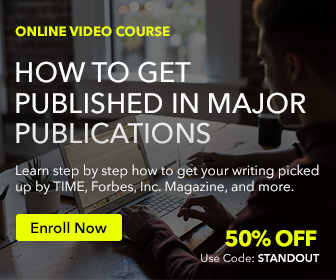 How To Get Published In Major Publications