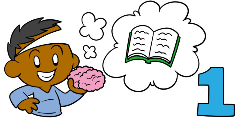 Psychology 101: Knowledge That Will Improve Your Writing (Part 1) - An author holds up their brain, which is thinking about writing.