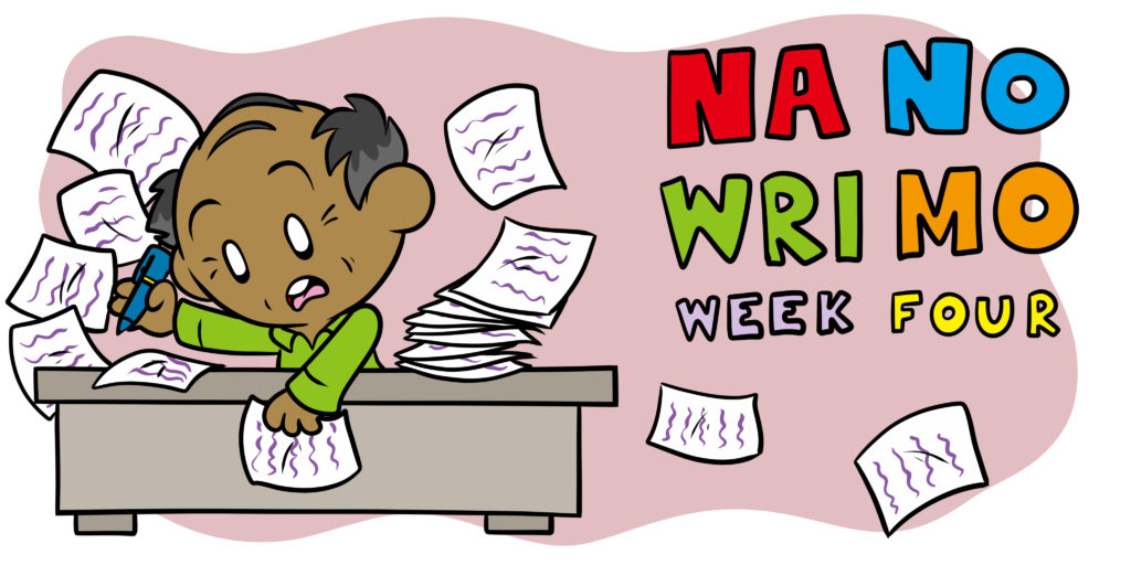 NaNoWriMo Week 4: How To Conclude Your Story