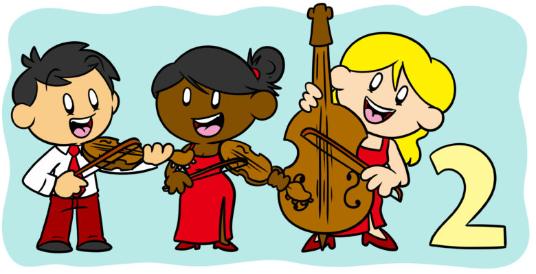 How (And Why) You Should Write An Ensemble Cast - Part 2 - An orchestra play together.