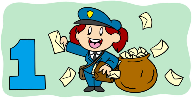 From The Mailbag: Your Questions Answered By An Editor - A postwoman holds up some mail.
