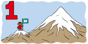 So You've Published Your Book… Now What? – Part 1 - An author plants their flag in a mountaintop... then sees the next, higher peak.