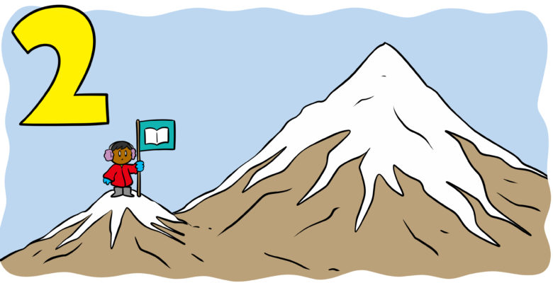 So You've Published Your Book… Now What? – Part 2 - An author plants their flag in a mountaintop... then sees the next, higher peak.