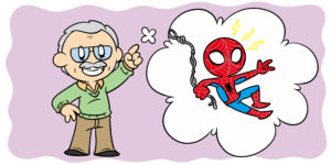 11 Ways Stan Lee Can Help You Improve Your Writing Right Now