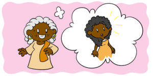5 Ways Toni Morrison Can Improve Your Writing - Toni Morrison imagines a woman undergoing a realization.